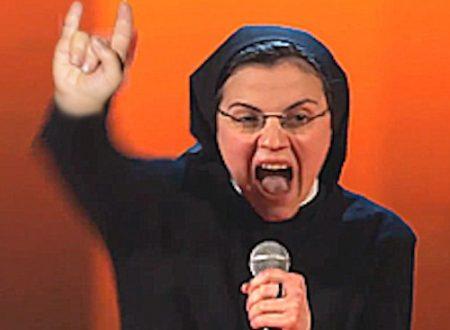 """Suor Cristina Scuccia: """"Lungo la riva"""" è un plagio? L'accusa: """"Sembra un brano di Celentano"""""""