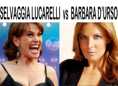 Nina Moric insulta il disabile e Selvaggia Lucarelli attacca Barbara D'Urso: «Difende gentaglia solo per lo share»