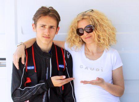 Lorenzo Marrone, 14 anni non ancora compiuti, è già considerato l'erede di Schumacher