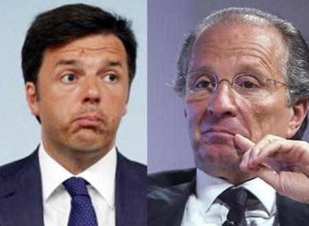 """Luigi Bisignani dice di Matteo Renzi: """"Un leader così cinico, con uno sprezzo marcato verso tutto e tutti non c'è mai stato…"""""""