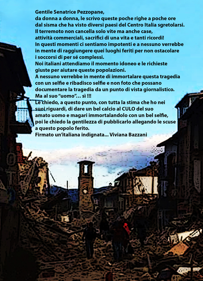 lettera Bazzani xx