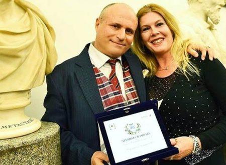 """Il regista Pierfrancesco Campanella insignito dell'importante Premio """"Personalità Europea 2016"""""""