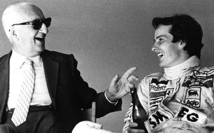 Enzo-Ferrari-e-Gilles-Villeneuve