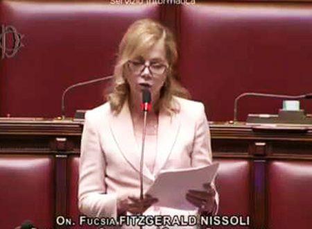 Dure critiche dell'On. Fucsia Nissoli ad un emendamento approvato dalla Commissione Affari Costituzionali