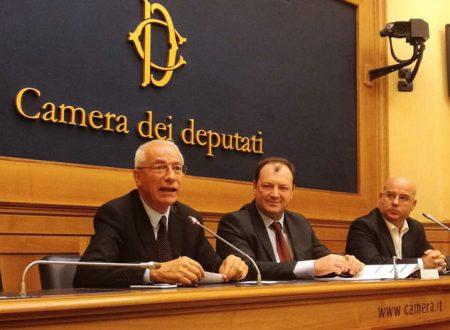L'On. Fucsia Fitzgerald Nissoli augura buon lavoro al Prof. Mattoscio, neo Presidente dell' Associazione Abruzzesi nel Mondo
